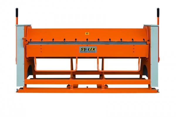 Ручной листогиб Stalex 2500/2 мм