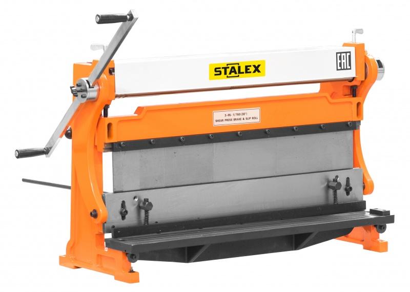 Станок комбинированные ручные Stalex 3-in-1/760х1